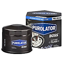 PBL15313 Oil Filter - Spin-on, Direct Fit, Sold individually