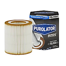 PBL15607 Oil Filter - Cartridge, Direct Fit, Sold individually