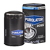 PBL20252 Oil Filter - Spin-on, Direct Fit, Sold individually
