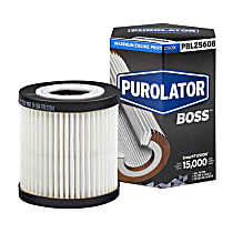 Purolator PBL25608 Oil Filter - Cartridge, Direct Fit, Sold individually