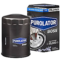 PBL34631 Oil Filter - Spin-on, Direct Fit, Sold individually