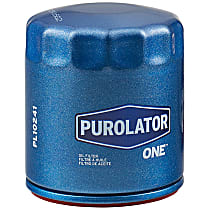 Purolator PL10241 Oil Filter - Canister, Direct Fit, Sold individually