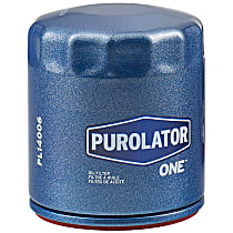 PL14006 Oil Filter - Canister, Direct Fit, Sold individually