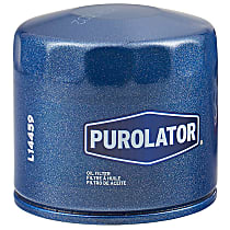 Purolator PL14459 Oil Filter - Canister, Direct Fit, Sold individually