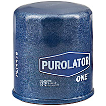 Purolator PL14476 Oil Filter - Canister, Direct Fit, Sold individually