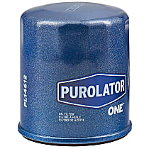 Purolator PL14612 Oil Filter - Canister, Direct Fit, Sold individually