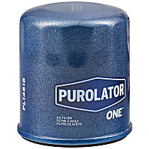 Purolator PL14615 Oil Filter - Canister, Direct Fit, Sold individually