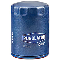 Purolator PL22500 Oil Filter - Canister, Direct Fit, Sold individually