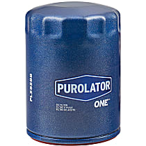 Purolator PL25288 Oil Filter - Canister, Direct Fit, Sold individually