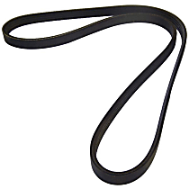 Q4040410 Accessory Drive Belt - Direct Fit, Sold individually