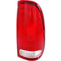 Passenger Side Tail Light