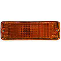 Passenger Side Turn Signal Light, With bulb(s)