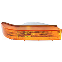 CAPA Certified Passenger Side, Below Headlamp Turn Signal Light