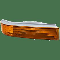 CAPA Certified Passenger Side, Below Headlamp Turn Signal Light