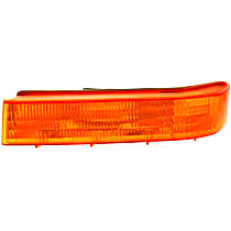CAPA Certified Driver Side, Below Headlamp Turn Signal Light