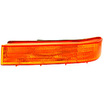 CAPA Certified Driver Side, Below Headlamp Turn Signal Light