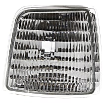 CAPA Certified Passenger Side Corner Light, Without bulb(s)