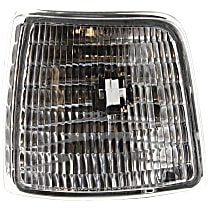 CAPA Certified Driver Side Corner Light, Without bulb(s)