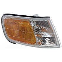 CAPA Certified Passenger Side Corner Light, With bulb(s)