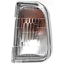 Driver Side Parking Light, With bulb(s)