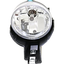 CAPA Certified Front, Driver Side Fog Light, With bulb(s)