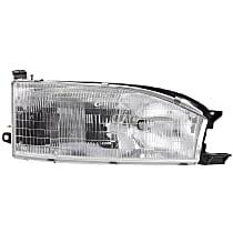 Passenger Side Headlight, With bulb(s) - USA Built Model