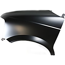 CAPA Certified Front, Driver Side Fender
