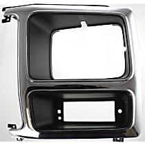 Driver Side Headlight Door