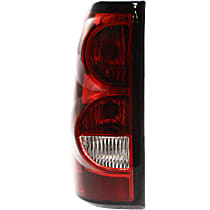 Driver Side Tail Light