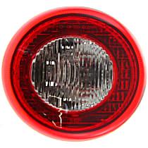 CAPA Certified Passenger Side Tail Light, With bulb(s) - 2006-2011 Chevrolet HHR