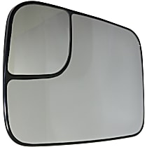 Driver Side Non-Heated Mirror Glass