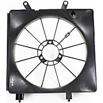 Fan Shroud, Fits Radiator Fan