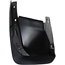 Rear, Driver Side Mud Flaps, Sold individually