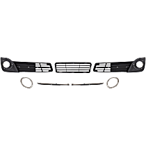 ReplaceXL Fog Light Bracket - KIT1-090717-52-A - Driver and Passenger Side, Plastic, Direct Fit