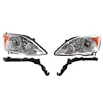 Driver and Passenger Side Headlight Filler