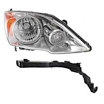 Passenger Side Headlight Filler