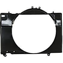 Upper Fan Shroud, Fits Radiator Fan