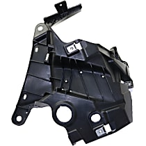 ReplaceXL Fender Support - RB22370002 - Front, Driver Side, Plastic, Direct Fit