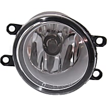 CAPA Certified Front, Passenger Side Fog Light, With bulb(s)