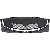 ReplaceXL Grille Bracket - REPB072701Q - Textured Black, CAPA Certified, Direct Fit