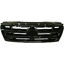 Grille, Paintable Shell and Insert