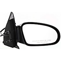 ReplaceXL Power Mirror, Passenger Side, Non-Folding, Non-Heated, Paintable
