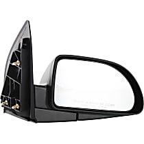 ReplaceXL Manual Mirror, Passenger Side, Manual Folding, Paintable
