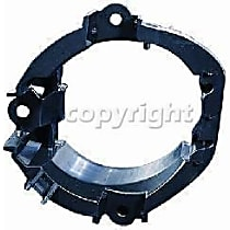 ReplaceXL Fog Light Bracket - T107540 - Driver Side, Direct Fit