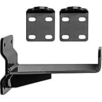 RS64551 Steering Damper Bracket - Natural, Steel, Direct Fit