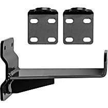 Rancho RS64551 Steering Damper Bracket - Natural, Steel, Direct Fit