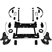 RS6583B Suspension Lift Kit - 4 in. lift, Kit