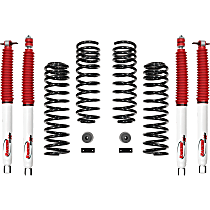 RS66119BR5 Suspension Lift Kit - 2 in. lift, Front and Rear Kit