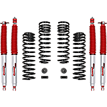 Suspension Lift Kit - Front and Rear, Kit