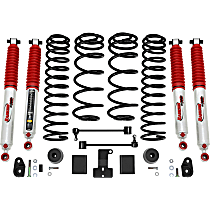 Suspension Lift Kit - Front and Rear, Set of 2